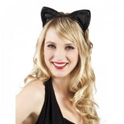 Orejas de gatita para mujer - Imagen 1