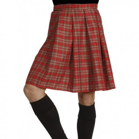 Falda escocesa para hombre - Imagen 1