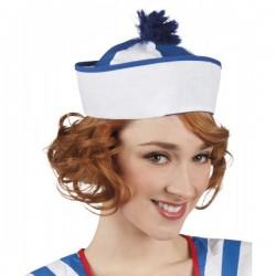 Sombrero de marinera sexy para mujer - Imagen 1