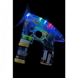 Pistola de burbujas con luz - Imagen 1