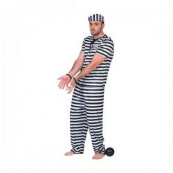 Disfraz de preso - Imagen 1