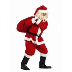Disfraz de Papá Noel Dacha - Imagen 1