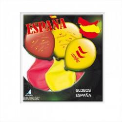 Set de globos España - Imagen 1