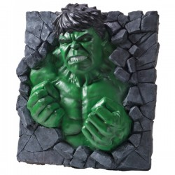 Pieza decorativa pared Hulk Marvel - Imagen 1