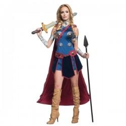 Disfraz de Valkiria Marvel para mujer - Imagen 1