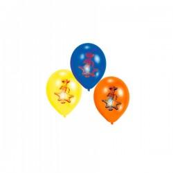 Set de 6 globos de Toy Story - Imagen 1