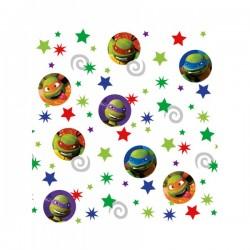 Bolsa de confeti de las Tortugas Ninja - Imagen 1