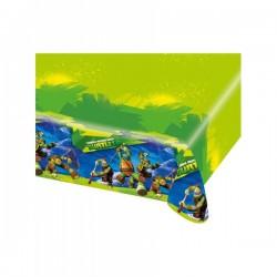 Mantel de Las Tortugas Ninja - Imagen 1
