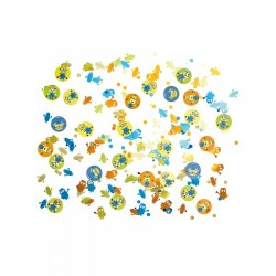 Bolsa de confeti de Minions - Imagen 1