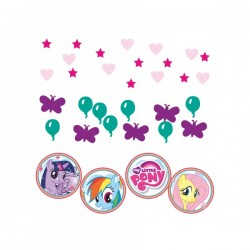 Bolsa de confeti de Mi Pequeño Pony - Imagen 1