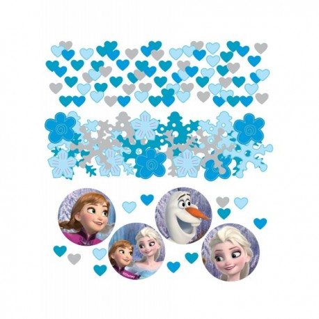 Bolsa de confeti de Frozen - Imagen 2
