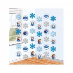 Decoración colgante Frozen - Imagen 2