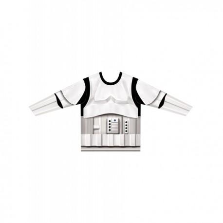 Camiseta hiperrealista de Stormtrooper para adulto - Imagen 1