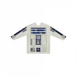 Camiseta hiperrealista de R2D2 para adulto - Imagen 1