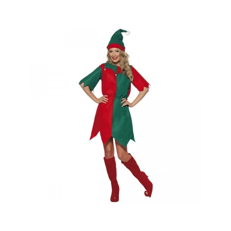 disfraz de elfa tnica imagen 1 - Disfraz De Elfa
