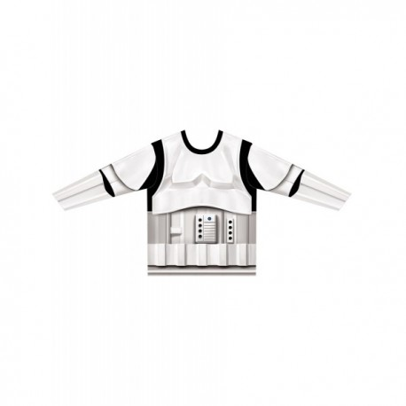 Camiseta de Stormtrooper hiperrealista para niño - Imagen 1