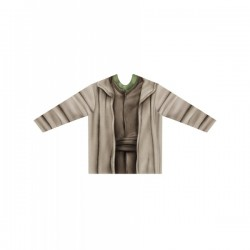 Camiseta de Yoda hiperrealista para niño - Imagen 1