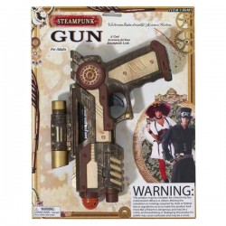 Pistola Steampunk del espacio - Imagen 2