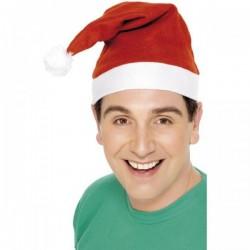 Gorro Papá Noel económico - Imagen 1