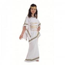 Disfraz de griega niña - Imagen 1
