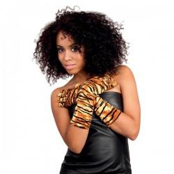 Guantes de tigresa para mujer - Imagen 2