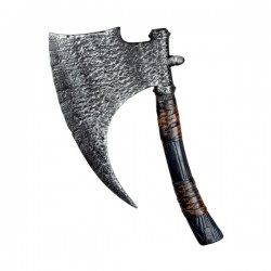 Hacha vikinga de la muerte - Imagen 2