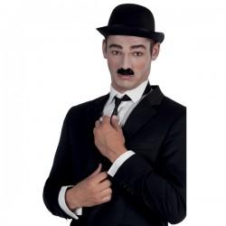 Bigote de humorista Charles para hombre - Imagen 2