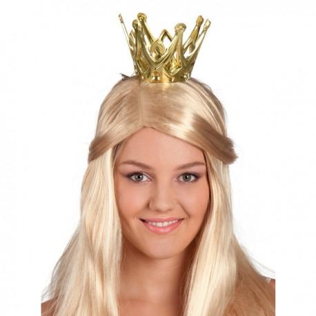 Corona de princesa del reino para mujer - Imagen 2