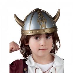 Casco de vikingo fuerte infantil - Imagen 2