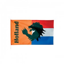 Bandera Holanda y naranaja - Imagen 2