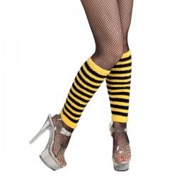 Calentadores de abeja cortos para mujer - Imagen 2