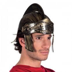 Casco de guerrero romano para hombre - Imagen 2