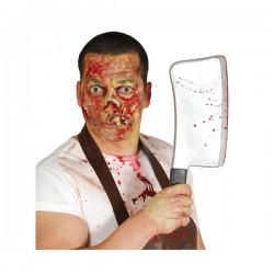 Cuchillo de carnicero asesino - Imagen 1