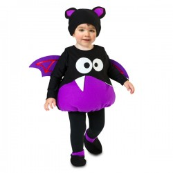 Disfraz de monstruo vampiro para bebé - Imagen 1
