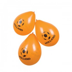 Globos naranjas de Holanda - Imagen 2