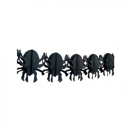 Guirnalda de arañas terroríficas - Imagen 2