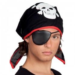 Kit pirata tuerto para adulto - Imagen 2