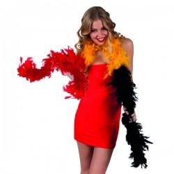 Boa belga de plumas - Imagen 1