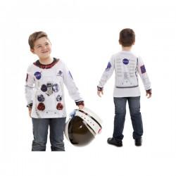 Camiseta de astronauta intergaláctico para niño - Imagen 1