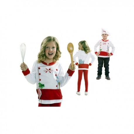 Camiseta de cocinitas infantil - Imagen 1