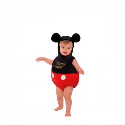 Disfraz de Mickey Mouse con volumen para bebé - Imagen 1