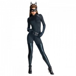 Disfraz de Catwoman The Dark Knight Rises Secret Wishes - Imagen 1