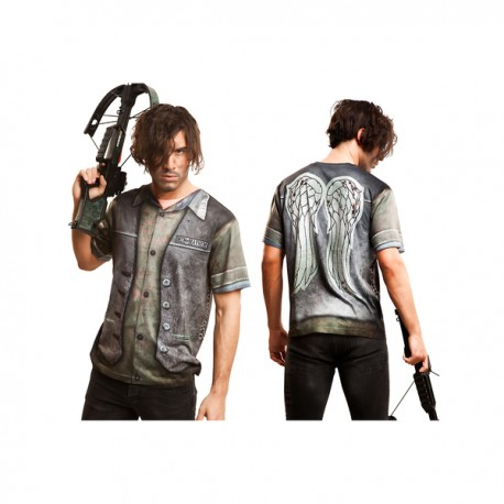 Camiseta de caza zombies Dead para hombre - Imagen 1