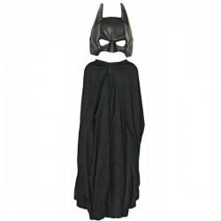 Kit Batman niño Máscara y Capa - Imagen 1
