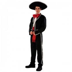 Disfraz de mejicano elegante para hombre - Imagen 1