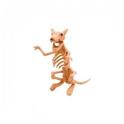 Figura decorativa de esqueleto de rata - Imagen 1