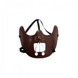 Máscara de asesino caníbal para adulto - Imagen 1