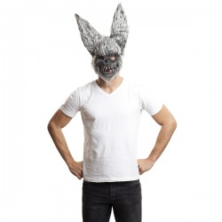 Máscara de conejo diabólico para hombre - Imagen 1