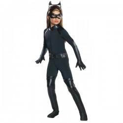 Disfraz de Catwoman deluxe para niña - Imagen 1