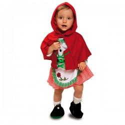 Disfraz de Caperucita adorable para bebé - Imagen 1
